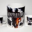 Кружка с логотипом Battlefield