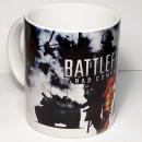 Кружка с логотипом Battlefield 2