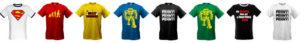 Печать на футболках, футболка с логотипом